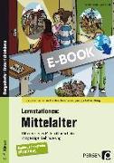 Cover-Bild zu Lernstationen: Mittelalter (eBook) von Hauck, Kathrin