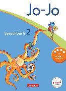 Cover-Bild zu Jo-Jo Sprachbuch, Allgemeine Ausgabe 2011, 2. Schuljahr, Schülerbuch von Brunold, Frido