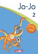 Cover-Bild zu Jo-Jo Sprachbuch, Allgemeine Ausgabe 2011, 2. Schuljahr, Ferienspaß mit Jo-Jo, Übungsheft, Beilage mit farbigen Klebestickern von Lemke, Liane