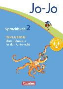 Cover-Bild zu Jo-Jo Sprachbuch, Allgemeine Ausgabe 2011, 2. Schuljahr, Inklusion, Materialmappe für den Unterricht, Handreichungen mit Kopiervorlagen und Kartonkarten