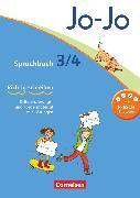 Cover-Bild zu Jo-Jo Sprachbuch, Allgemeine Ausgabe 2011, 3./4. Schuljahr, Arbeitsblock von Mansour, Susanne