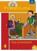 Cover-Bild zu Pusteblume 4. Das Sprachbuch. Arbeitsheft mit CD-ROM. Bremen, Hamburg, Niedersachsen, Nordrhein-Westfalen, Schleswig-Holstein
