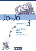 Cover-Bild zu Jo-Jo Sprachbuch, Allgemeine Ausgabe und Ausgabe C, 3. Schuljahr, Handreichungen für den Unterricht, Mit Kopiervorlagen und Lernstandsseiten von Brunold, Frido