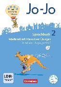 Cover-Bild zu Jo-Jo Sprachbuch, Allgemeine Ausgabe - Neubearbeitung 2016, 2. Schuljahr, Arbeitsheft in Vereinfachter Ausgangsschrift, Mit interaktiven Übungen auf scook.de und CD-ROM von Brunold, Frido