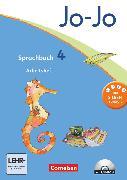 Cover-Bild zu Jo-Jo Sprachbuch, Allgemeine Ausgabe 2011, 4. Schuljahr, Arbeitsheft, Mit CD-ROM von Brunold, Frido