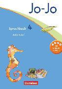Cover-Bild zu Jo-Jo Sprachbuch, Allgemeine Ausgabe 2011, 4. Schuljahr, Arbeitsheft von Brunold, Frido