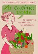 Cover-Bild zu La cucina verde von Bernasconi, Carlo