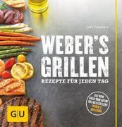 Cover-Bild zu Weber's Grillen von Purviance, Jamie
