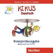 Cover-Bild zu KIKUS Deutsch. Komplettausgabe auf CD-ROM von Garlin, Edgardis