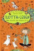 Cover-Bild zu Mein Lotta-Leben. Hier steckt der Wurm drin! von Pantermüller, Alice