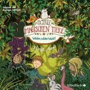 Cover-Bild zu Wilder, wilder Wald! von Auer, Margit