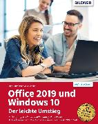 Cover-Bild zu Office 2019 und Windows 10: Der leichte Umstieg (eBook) von Baumeister, Inge