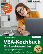 Cover-Bild zu VBA-Kochbuch für Excel-Anwender (eBook) von Baumeister, Inge