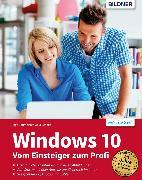 Cover-Bild zu Windows 10 (eBook) von Baumeister, Inge