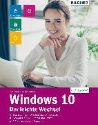 Cover-Bild zu Windows 10 - Der leichte Wechsel (eBook) von Baumeister, Inge