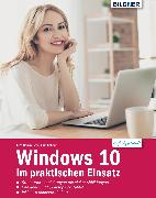 Cover-Bild zu Windows 10 im praktischen Einsatz (eBook) von Baumeister, Inge