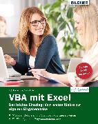 Cover-Bild zu VBA mit Excel - Der leichte Einstieg: Vom ersten Makro zur eigenen Eingabemaske (eBook) von Baumeister, Inge