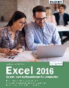 Cover-Bild zu Excel 2016 Grund- und Aufbauwissen für Anwender (eBook) von Baumeister, Inge