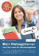 Cover-Bild zu Mein Prüfungstrainer Kauffrau / Kaufmann für Büromanagement Teil 1 der gestreckten Abschlussprüfung (eBook) von Baumeister, Inge