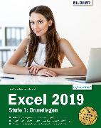 Cover-Bild zu Excel 2019 - Grundlagen für Einsteiger (eBook) von Baumeister, Inge