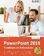 Cover-Bild zu PowerPoint 2019 - Grundlagen und Aufbauwissen: Leicht verständlich (eBook) von Baumeister, Inge