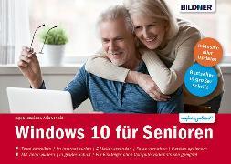 Cover-Bild zu Windows 10 für Senioren (eBook) von Baumeister, Inge