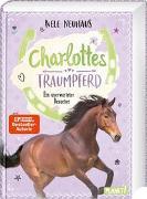 Cover-Bild zu Charlottes Traumpferd 3: Ein unerwarteter Besucher von Neuhaus, Nele