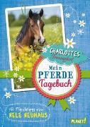 Cover-Bild zu Charlottes Traumpferd: Mein Pferde-Tagebuch von Neuhaus, Nele
