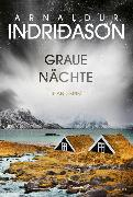 Cover-Bild zu Graue Nächte von Indriðason, Arnaldur