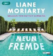 Cover-Bild zu Neun Fremde von Moriarty, Liane