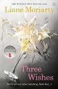 Cover-Bild zu Three Wishes von Moriarty, Liane