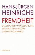 Cover-Bild zu Fremdheit von Heinrichs, Hans-Jürgen