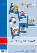 Cover-Bild zu Rainbow Library 5. Teaching Material von Brockmann-Fairchild, Jane