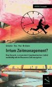 Cover-Bild zu Irrtum Zeitmanagement? von Scherler, Patrik