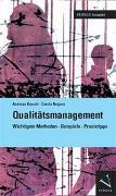Cover-Bild zu Qualitätsmanagement von Knecht, Andreas
