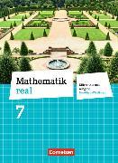 Cover-Bild zu Mathematik real, Differenzierende Ausgabe Nordrhein-Westfalen, 7. Schuljahr, Schülerbuch von Hecht, Wolfgang