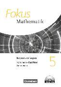 Cover-Bild zu Fokus Mathematik, Nordrhein-Westfalen - Ausgabe 2013, 5. Schuljahr, Kopiervorlagen, Mit editierbaren Dokumenten auf CD-ROM von Bauer, Gerhard