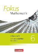 Cover-Bild zu Fokus Mathematik, Nordrhein-Westfalen - Ausgabe 2013, 6. Schuljahr, Arbeitsheft mit Lösungen