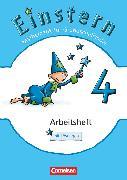 Cover-Bild zu Einstern, Mathematik, Ausgabe 2010, Band 4, Lehrerausgabe des Arbeitsheftes mit Lösungen von Bauer, Roland