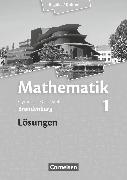 Cover-Bild zu Bigalke/Köhler: Mathematik, Brandenburg - Ausgabe 2013, Band 1, Lösungen zum Schülerbuch von Bigalke, Anton