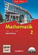Cover-Bild zu Bigalke/Köhler: Mathematik, Brandenburg - Ausgabe 2013, Band 2, Schülerbuch mit CD-ROM von Bigalke, Anton