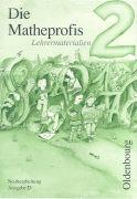 Cover-Bild zu Die Matheprofis 2. Schuljahr. Ausgabe D. Lehrermaterialien von Haller, Waltraud