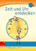 Cover-Bild zu Werkstatt Mathematik - Zeit und Uhr entdecken von Kuratli-Geeler, Susi