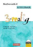 Cover-Bild zu 3-malig 4. Schuljahr. Mathematik. Differenzierungsmaterial auf drei Niveaustufen. Kopiervorlagen mit CD-ROM von Brännström, Corinna
