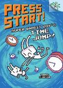 Cover-Bild zu Super Rabbit Boy's Time Jump!: A Branches Book von Flintham, Thomas