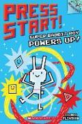 Cover-Bild zu Super Rabbit Boy Powers Up! von Flintham, Thomas