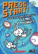 Cover-Bild zu Super Rabbit Boy's Time Jump!: A Branches Book (Press Start! #9) von Flintham, Thomas