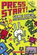 Cover-Bild zu Game Over, Super Rabbit Boy! von Flintham, Thomas