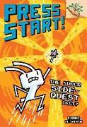 Cover-Bild zu The Super Side-Quest Test!: A Branches Book (Press Start! #6), Volume 6 von Flintham, Thomas
