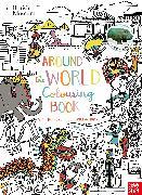 Cover-Bild zu British Museum: Around the World Colouring Book von Flintham, Thomas (Illustr.)